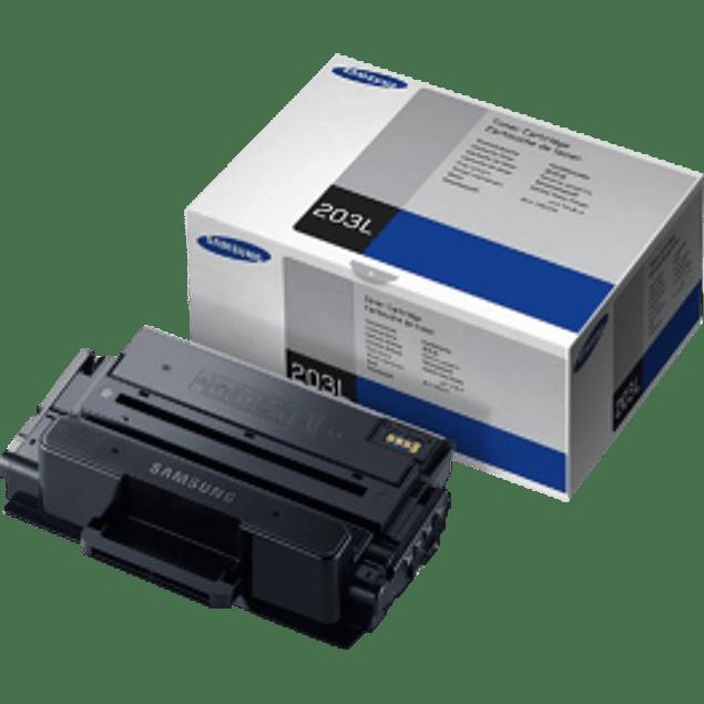 Tóner color negro MLT-D203L rendimiento 5,000 páginas