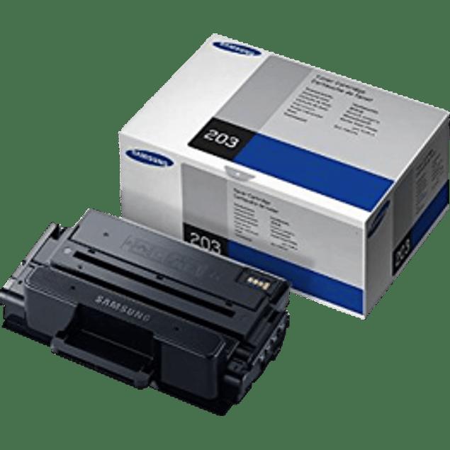 Tóner color negro MLT-D203S rendimiento 3, 000 páginas