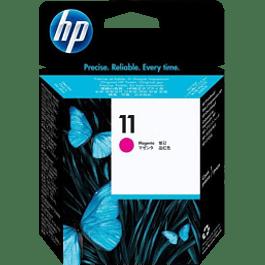 Cabezal de tinta color magenta No. 11. Series business inkjet2200, 2600, CP1700
