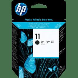 Cabezal de tinta color negro No. 11. Series business inkjet 2200, 2600, CP1700