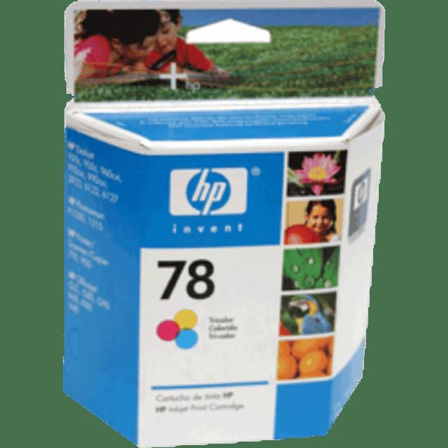 Cartucho de tinta Tricolor DJ 970 HP Deskjet 930, 950, 970, 920