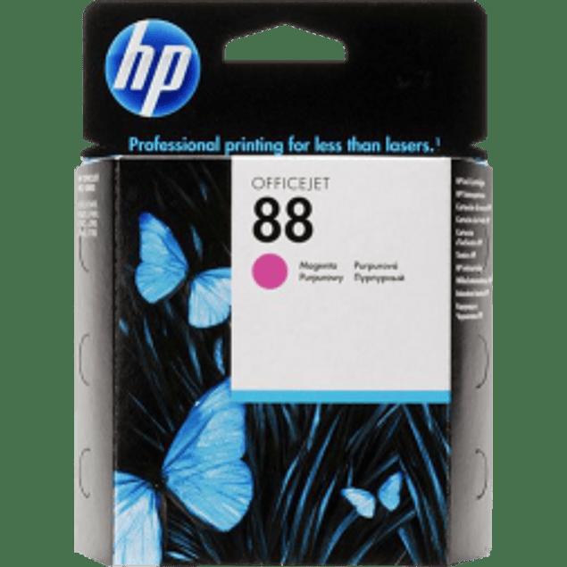Cartucho de tinta color Magenta HP 88