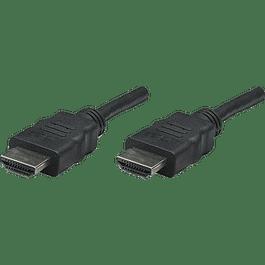 Cable HDMI V1.3 macho-macho, 10.0m manhattan