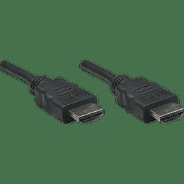 Cable Vídeo HDMI 1.3 macho a macho 5.0 metros