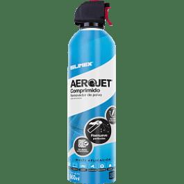 Aire comprimido; removedor de polvo, envasado a presión