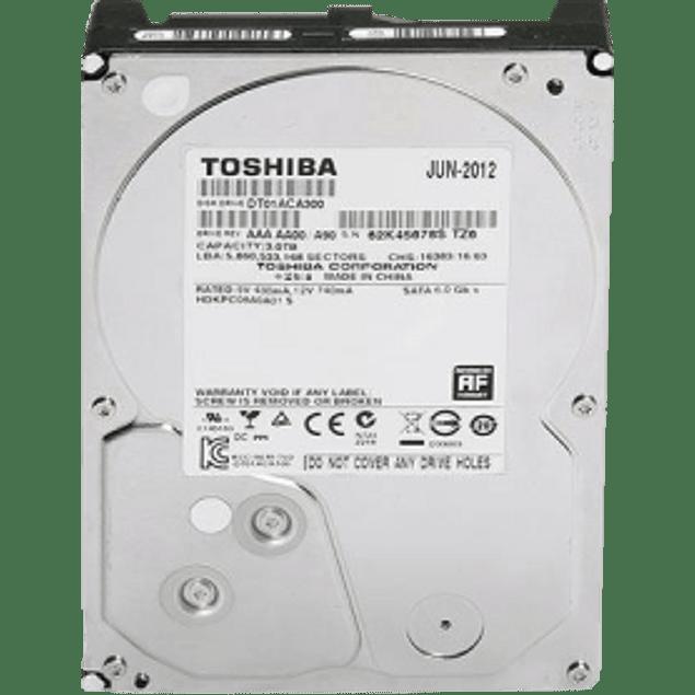 Disco duro interno  DT01ACA DT01ACA050 500GB S-ATA, 7200 rvpm