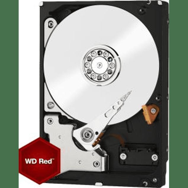 Disco duro red 3.5 3TB, S-ATA: 3, 6GB,  64MB