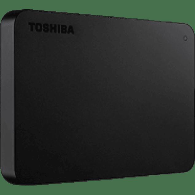Disco duro externo, 1000 GB, USB 3.0, color negro