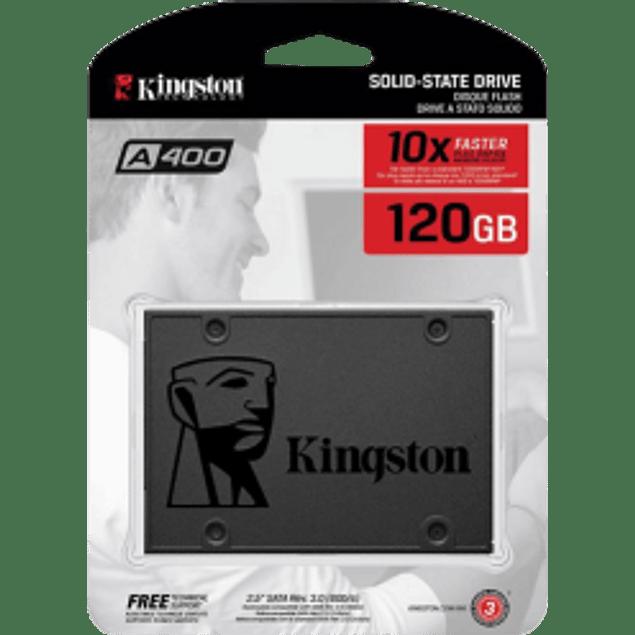Unidad de estado sólido SSD A400 S37, 120GB