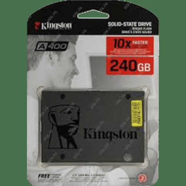 Unidad de estado sólido SSD A400S, 37, 240GB