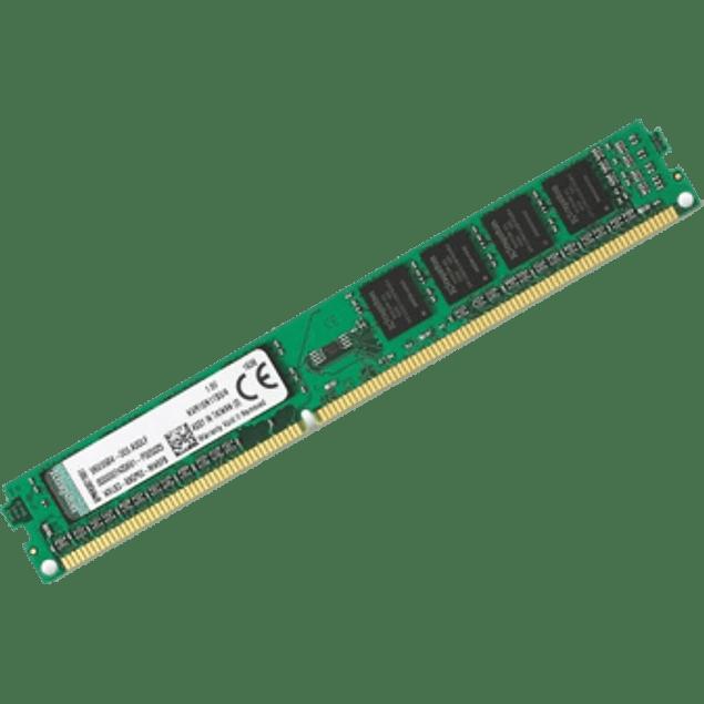 Memoria Híper X Fury DDR3 4GB, 1600MHZ, color negra