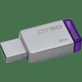 Memoria USB DataTraveler 50 de 8GB, USB 3.0