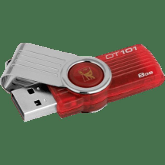 Memoria USB DT101 de 8 GB, Generación 2