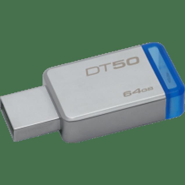 Memoria USB DT50 de 64 GB