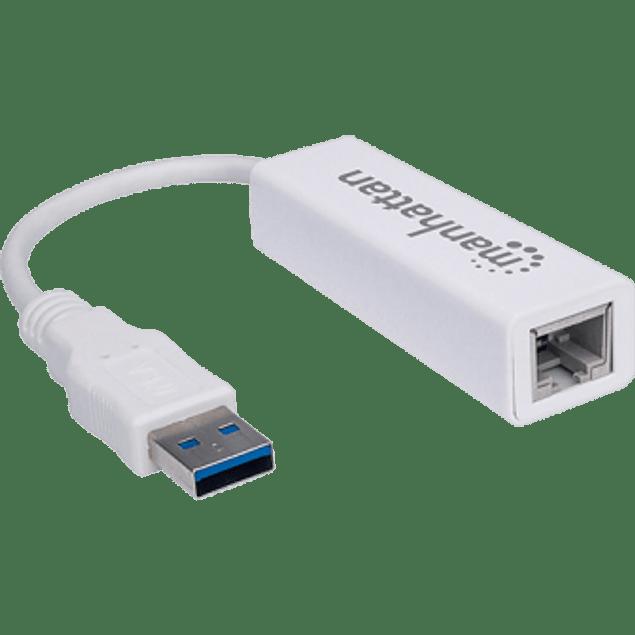 Adaptador Tarjeta Red RJ45 USB 3.0 a gigabit 10/100/1000