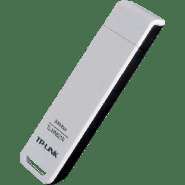Tarjeta USB inalámbrico N 300 MBPS