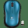 Mouse inalámbrico Wireless M185 USB