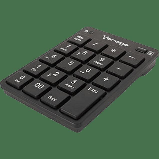 Teclado numérico USB  KB-105