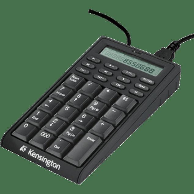 Teclado numérico con interfaz USB
