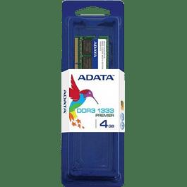 Memoria RAM DDR3 4GB, PC-10600, 13333MHZ