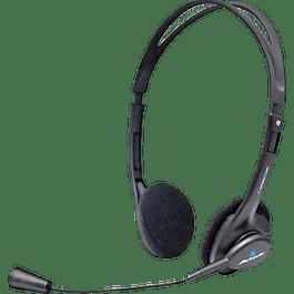 Diadema audífonos AM-370  con micrófono
