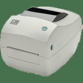 Impresora de etiquetas GC420T, térmica directa, transferencia térmica.