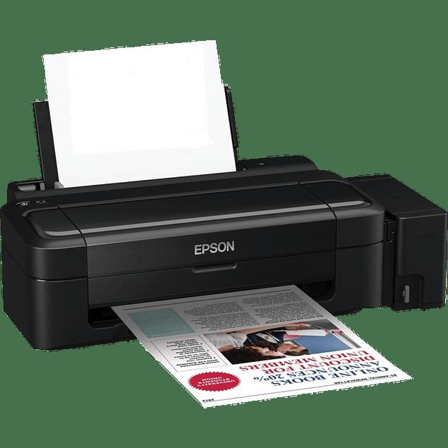 Impresora L310 tinta continua tecnología de inyección de tinta micropiezo