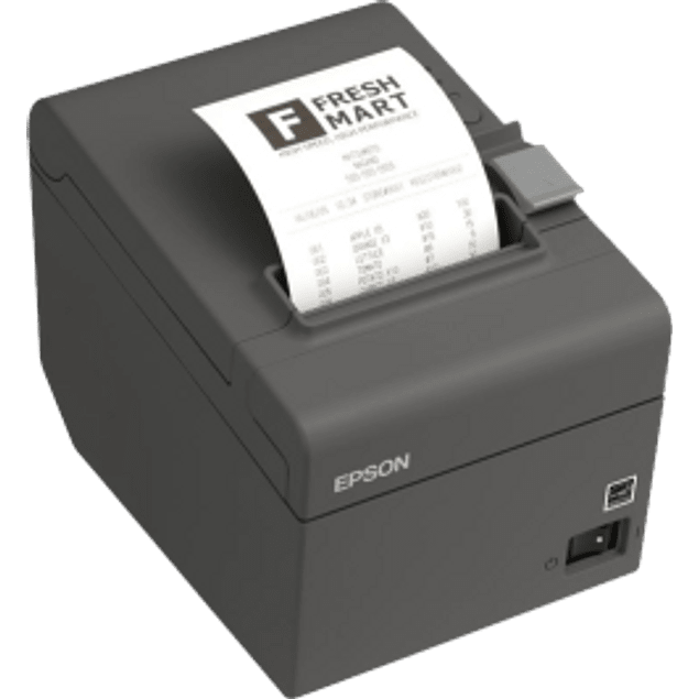 Minipriner TM-T20II puerto USB, conectividad alámbrico