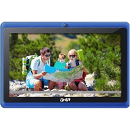 Tablet any 7 quattro+47418, 5ptos, quad, 1gb, 8gb, 2cam, Wifi, Android 4.4/azul