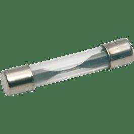 Fusible tipo americano de 20 amperes, de 6 mm x 32 mm y 250 VCA