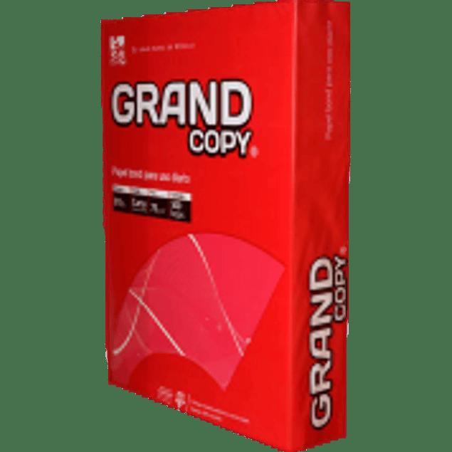 Papel Bond multi-propósito tamaño carta, paquete con 500 hojas.