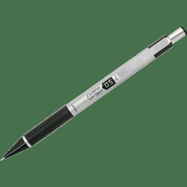 Lapicero metálico negro 0.5 mm modelo M-301