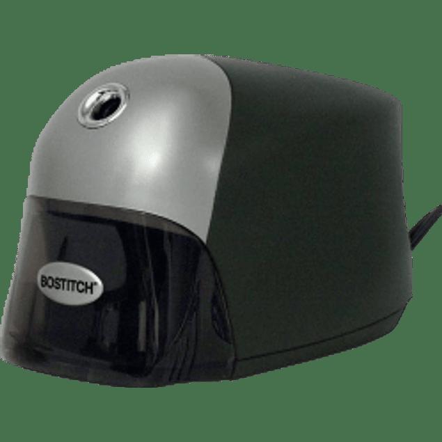 Sacapuntas eléctrico para trabajo pesado, con recipiente fácil de limpiar