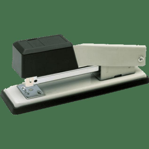 Engrapadora media tira de golpe modelo M28, acero reforzado