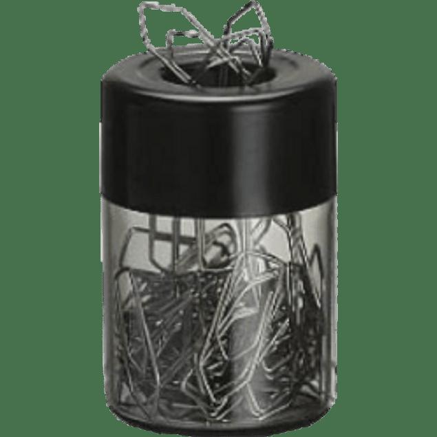 Porta clips magnético color humo