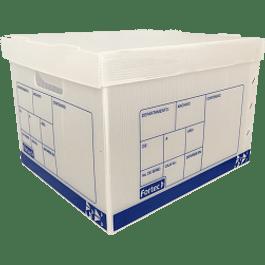 Caja de Plástico para Archivo tamaño carta
