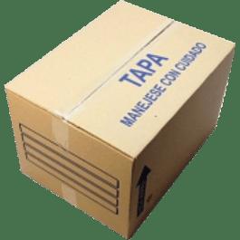 Caja de Cartón, tamaño 50 x 37 x 32 cm