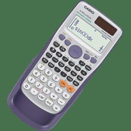 Calculadora Científica FX-991LA plus, con 417 funciones, integrales, derivadas