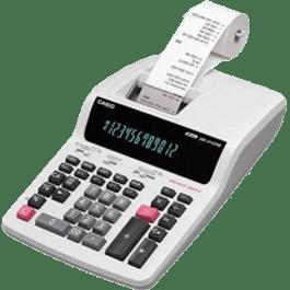 Sumadora de Escritorio de 12 dígitos con impresor