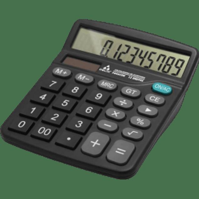 Calculadora de Escritorio 12 dígitos