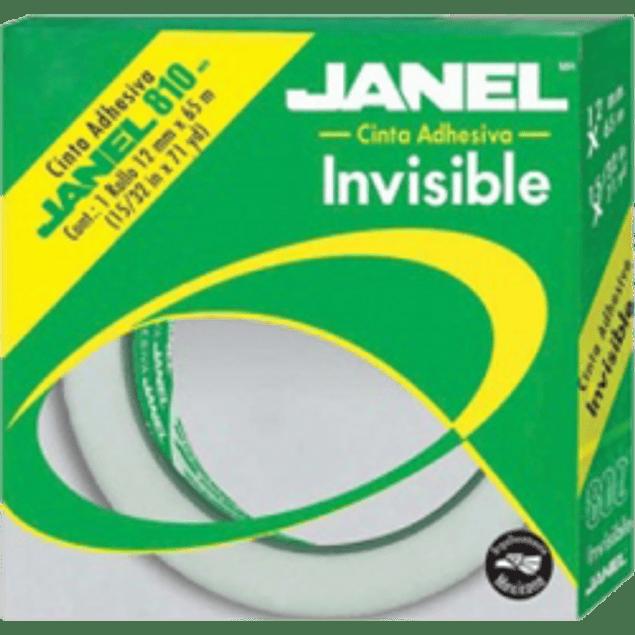 Cinta Invisible 810 medidas 12 mm x 65 m