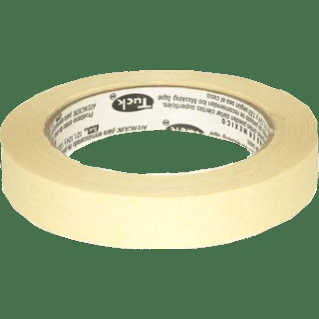 Cinta Adhesiva Masking Tape 12 mm x 50 m