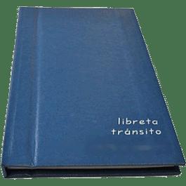 Libreta de Transito