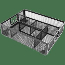 Organizador para cajón con 6 compartimentos