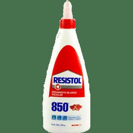 Pegamento Liquido color blanco, tipo escolar, de 225 gramos.