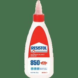 Pegamento Liquido color Blanco, tipo escolar, de 110 gramos.