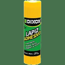 Lápiz Adhesivo color blanco de 21 gramos.