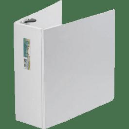 Carpeta de vinil tamaño carta con arillo en
