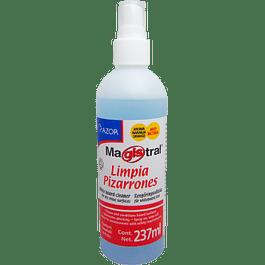 Limpiador en Spray para pizarrón blanco, de 237 ml.