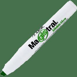 Marcador color verde para pizarrón blanco